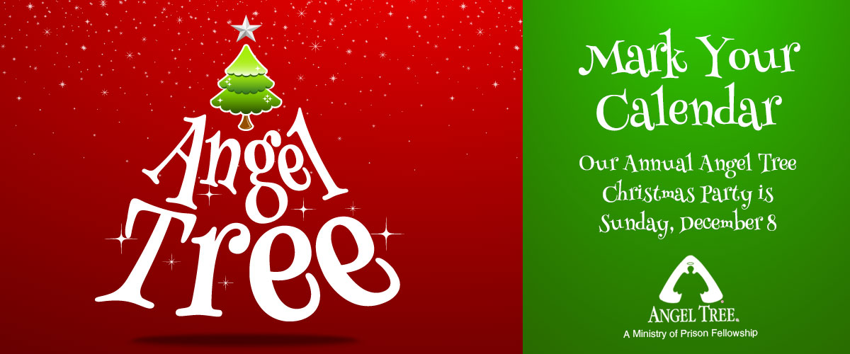 join us each sunday at any of our locations or watch live here - Angel Tree Christmas